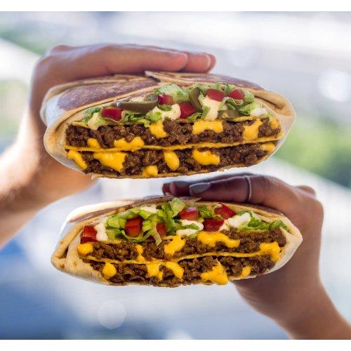 Medium Crop Of Quesarito Taco Bell