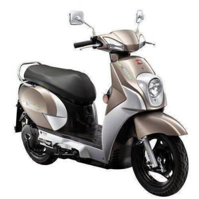 Kymco E-Vitality elektrische scooter online kopen met hoge korting.