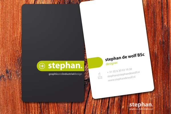 4 Minimalistic Business Card Designs For Your Inspiration