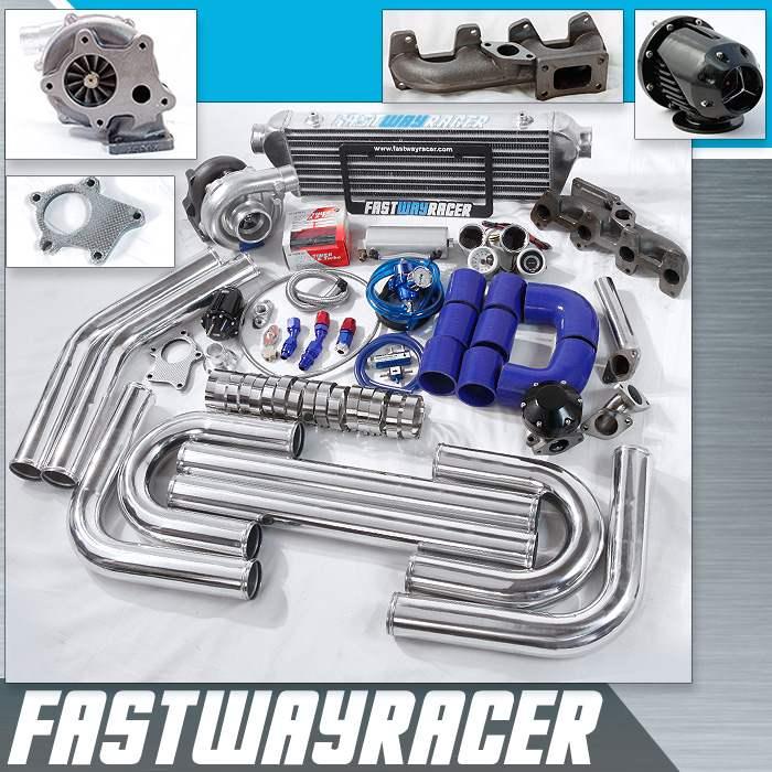95-02 Pontiac Sunfire 22L T3/T4 Turbo Kit - FastWayRacerCom