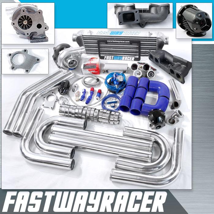 90\u201397 Nissan Hardbody Truck KA24E SOHC 24L T3/T4 Turbo Kit