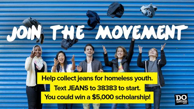 Teens for Jeans Scholarship from DoSomethingorg Fastweb