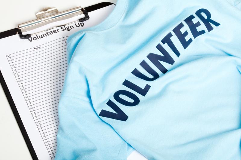 resume community volunteer