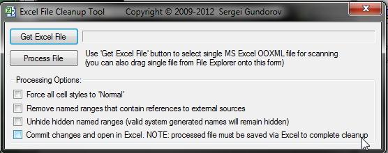 FatDex - Excel 2007 \u201cToo many different cell formats\u201d error message