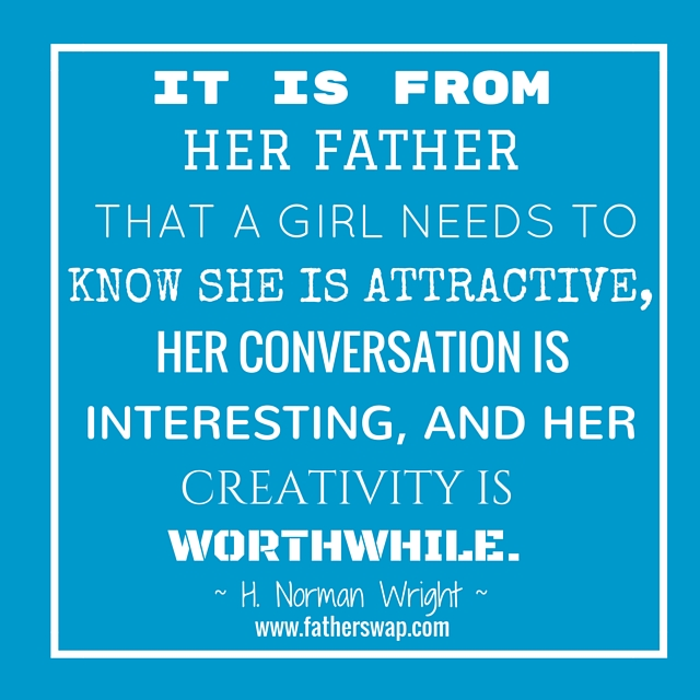 Single Daughters & Silent Fathers Meme 5
