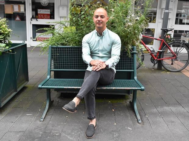 Sieg ar  Siegburg Rathaus Vorsitzender Integrationsrat Fatih Kövlüglu