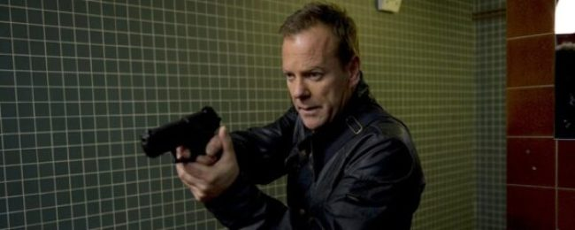 24: LIVE ANOTHER DAY: Kiefer Sutherland as Jack Bauer. 24: LIVE ANOTHER DAY is set to premiere Monday, May 5 with a special season premiere, two-hour episode (8:00-10:00 PM ET/PT) on FOX. ©2014 Fox Broadcasting Co. Cr: Daniel Smith/FOX
