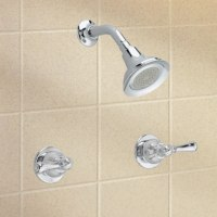Two Handle Showers - 2 Handle Shower Faucets