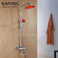 Thermal Anti-Scald Shower Replacing Shower Faucets