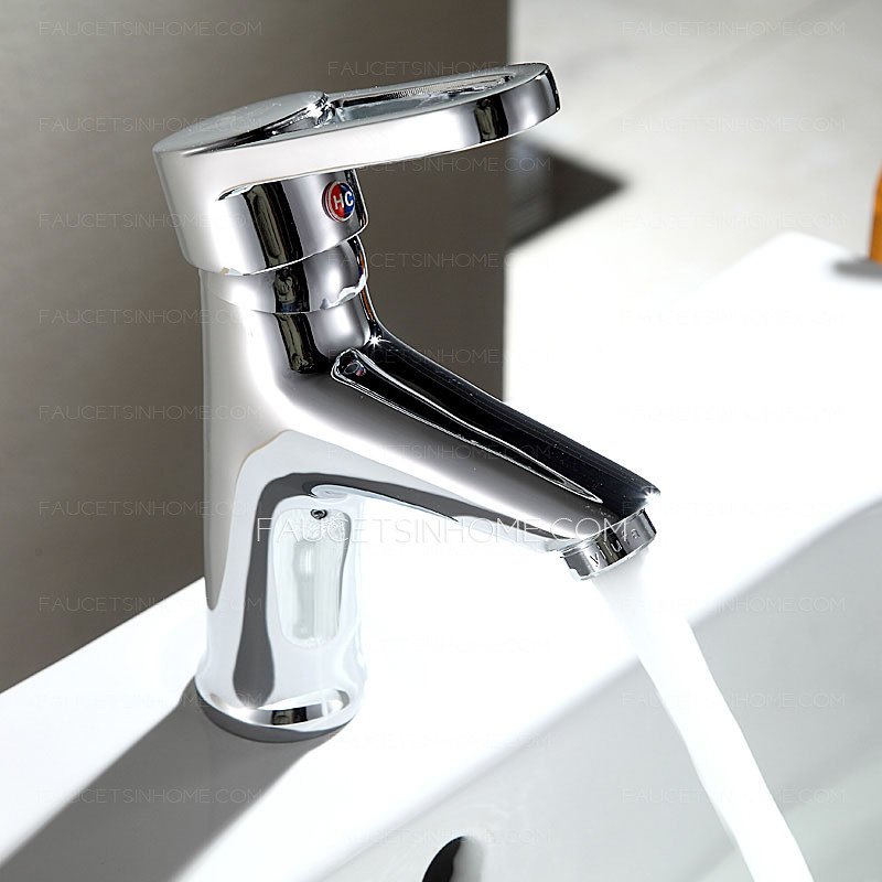 High End Refined Brass Faucet Definition For Bathroom
