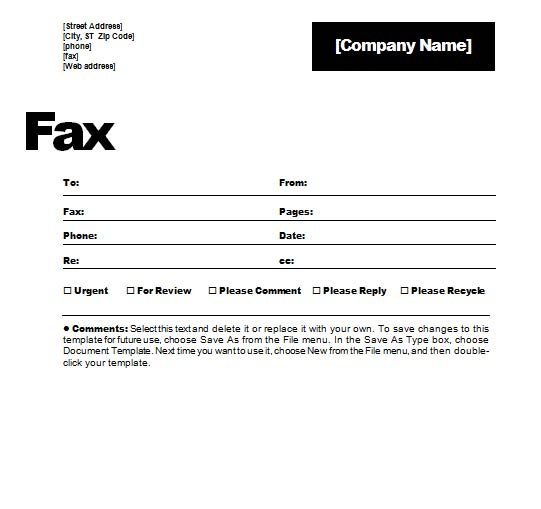 fax transmission sheet - Josemulinohouse - Blank Fax Cover Sheet