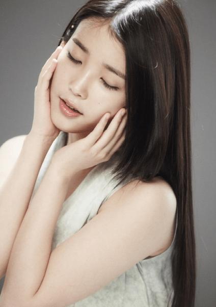 Cute Korean Little Girl Wallpaper Iu李智恩发型图片 韩国女明星发型盘点 韩式发型 发型站 最新流行发型设计发型图片与美发造型门户网