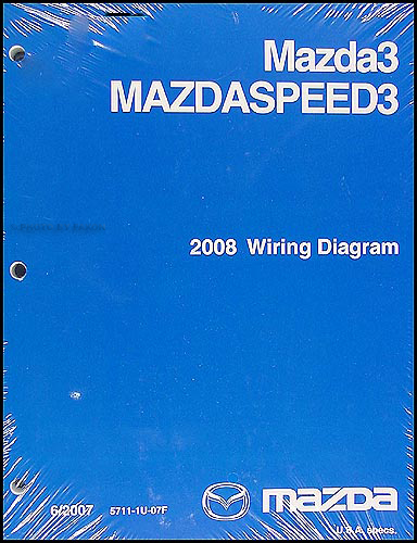 2007 Mazda 3 Wire Schematic Wiring Diagram