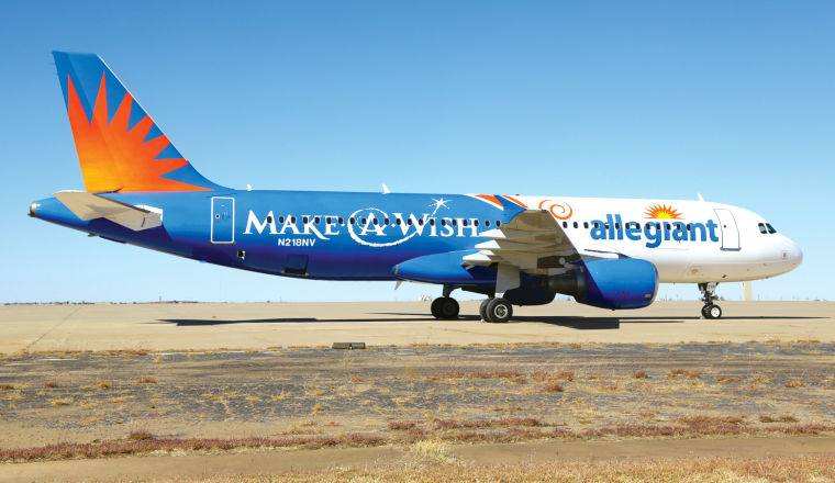 Discount airline adds non-stop flight to Nashville from XNA