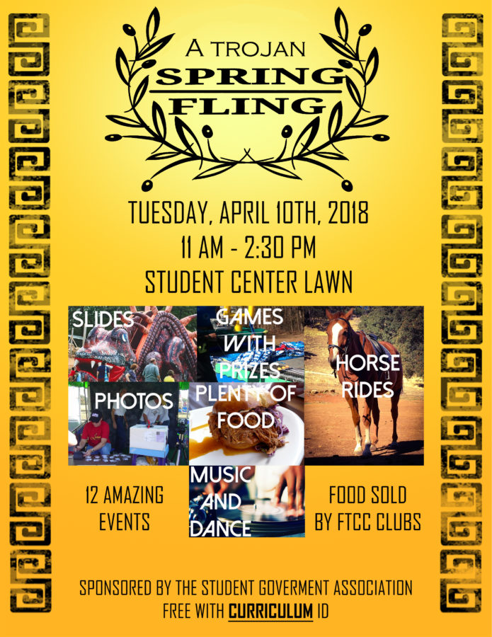 Spring Fling - Fayetteville Technical Community College