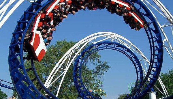 amazon rollercoaster