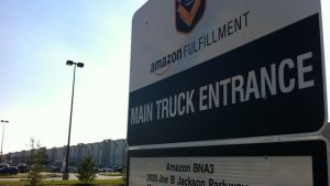 Major Heist at Amazon's Tennessee FBA (Fulfillment by Amazon) Warehouse