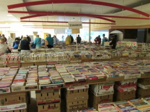 How I profited off the world's worst library book sale