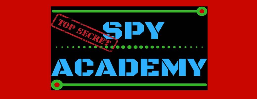 Spy Academy!
