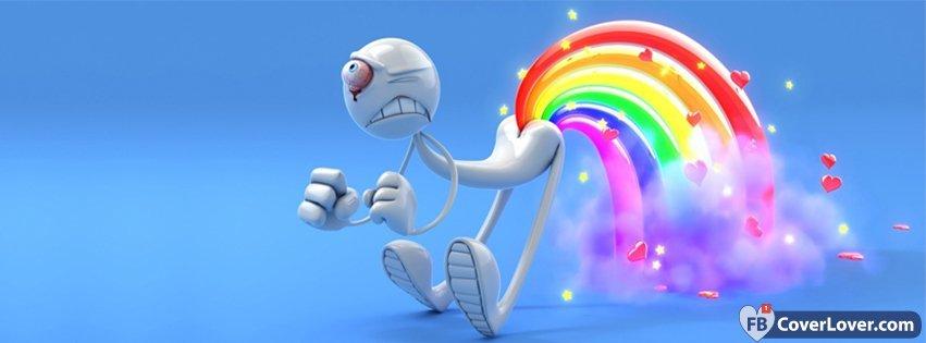 Cute Dreamcatcher Wallpaper Shitting Rainbows Cartoon Anime And Cartoons Facebook
