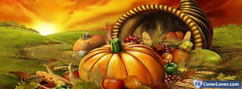 Seasonal Fall Coffee Desktop Wallpaper Thanksgiving Decorations Seasonnal Facebook Cover Maker