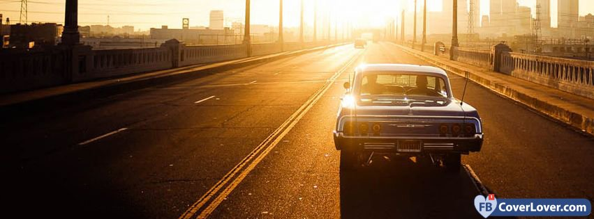 Emo Girl Wallpaper With Quotes Sunset And Car Cruising Nature And Landscape Facebook