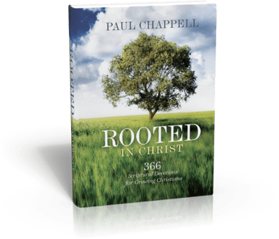 Rooted In Christ - 366 Scriptural Devotions For Growing Christians