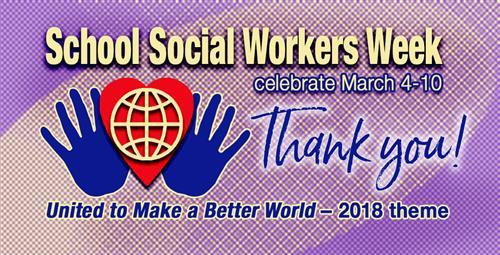 Fayette Schools Honor School Social Workers