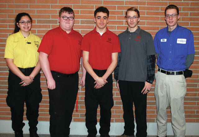Skills USA Students Competing at State - Fulton County Expositor
