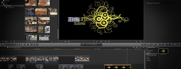 Publishing Motion 4 projects into Final Cut Pro X