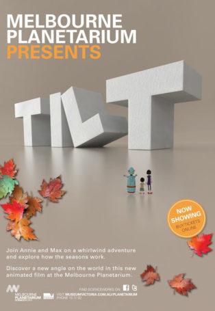 Tilt \u2013 Fulldome Show