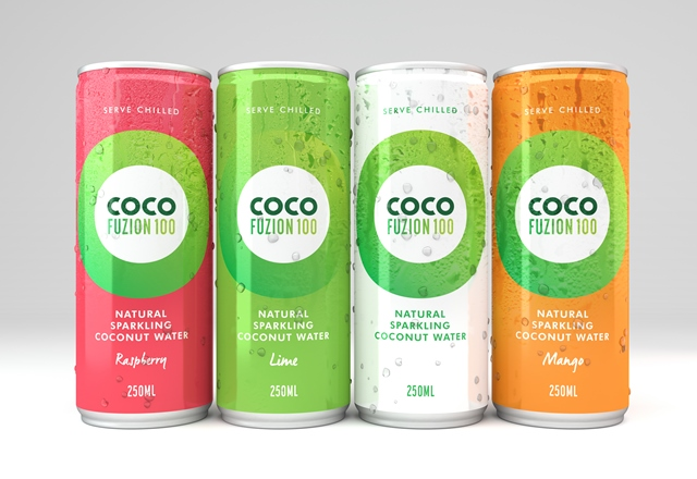 Supermarket listing for UK\u0027s first carbonated coconut water