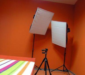 Umbrellas vs Softboxes in Photography Studio