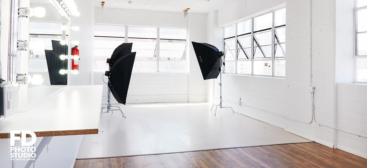 New Studio: Stage F