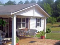 Gable Patio Cover Plans Attached Outdoor Covered Patio ...