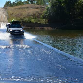 Peter Prado - Walsh River Crossing