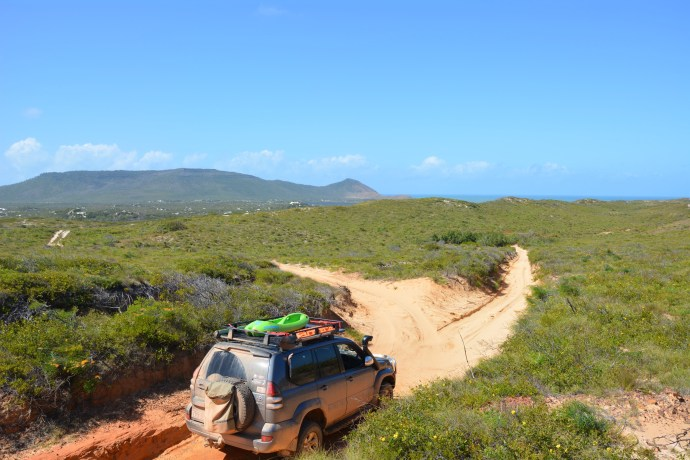 Off for some 4wd fun!