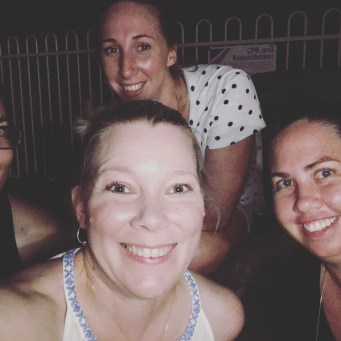 A night in Townsville with the Cousins