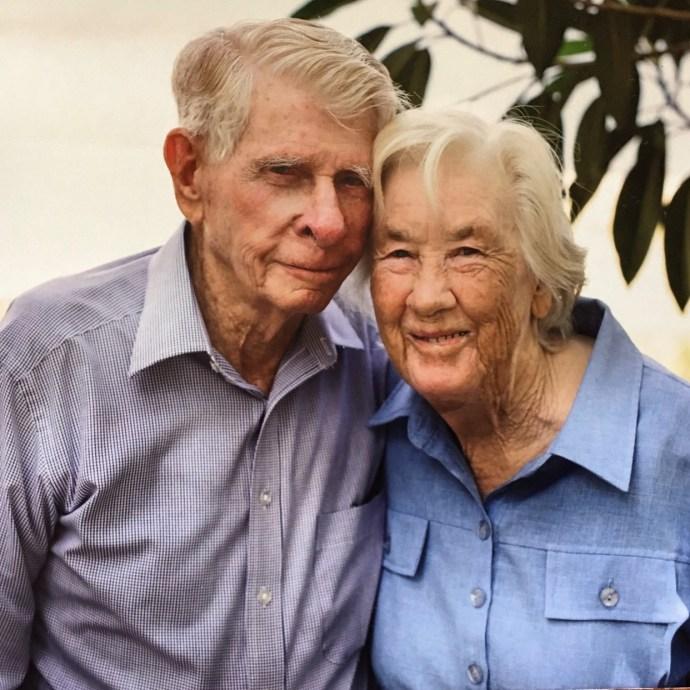 Farewell to my lovely Grandma - Gladys Morris
