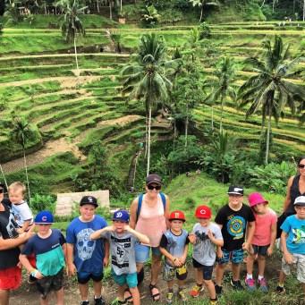The Bali gang