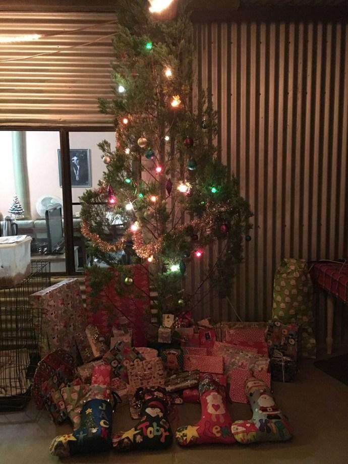 Ben Avon Christmas tree