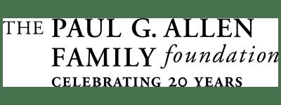 Paul G. Allen Family Foundation: Building the media relations program Logo