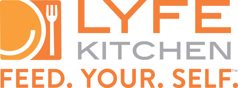 LYFE Kitchen: Building buzz for a national restaurant franchise Logo