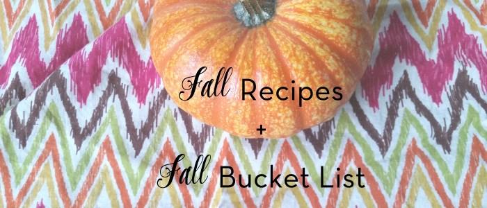 fall-recipes-and-fall-bucket-list