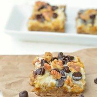Gluten Free Pumpkin 7 Layer Bars