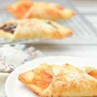 Gluten Free Flaky Pastries
