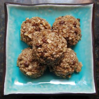Breakfast Balls - Fearless Food Allergy Mom