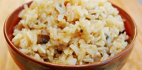 Brown Rice Pilaf Recipe - fearlessfoodallergymom.com