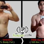 Al's P90X Insanity Transformation Story