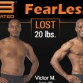 P90X3 Before & After Results